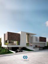 Casa VOLCANO Altozano_Colima_ México _architecture _design _facades