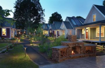 Concord Riverwalk_ West Concord_ Mass. _ Builder Magazine _ Award Winners_ Design_ Traditional Neighborhood Develo