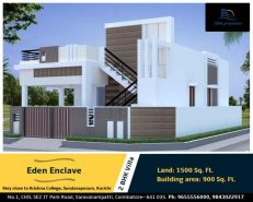 Eden Enclave 2 & 3 BHK Villas Are you looking for a time and a place to be happy_ They both are with. It is time f