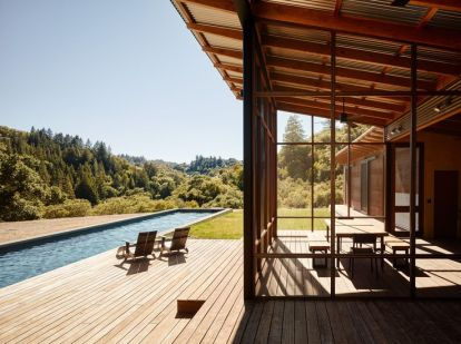Image 1 of 20 from gallery of Camp Baird _ Malcolm Davis Architecture. Photograph by Joe Fletcher
