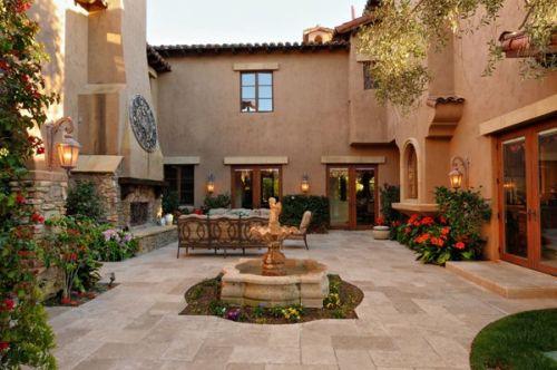 Interior Courtyard Garden Ideas_37_1 Kindesign