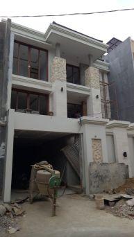 Konstruksi Jakarta Desain Rumah Ibu Lusiana