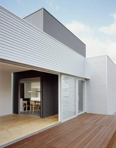 Modern House Design _ J House by Isolation Unit and Yosuke Ichii