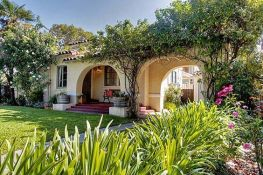 Perfect 1930s Spanish Revival Bungalow at 214 N. Milton Dr._ Los Angeles