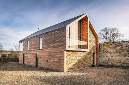 Rural Barn_Style House by MawsonKerr Architects