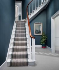 Best images_ photos and pictures about stylish stair carpet ideas _staircarpet _redstaircarpet _st (11)