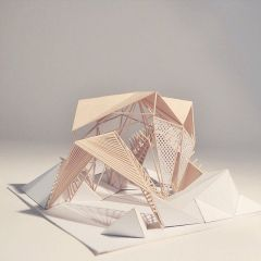 """""""Amazing Shelter Path model by _luisfmnz _archi_students"""""""