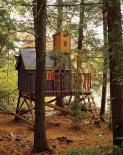√ Tree house ideas for adult 2019 _treehouse _adulttreehouse _backyardlandscaping _HomeOutdoor _back