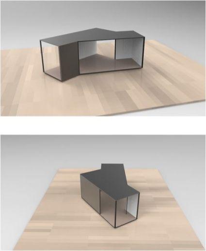 集装箱空间改造设计