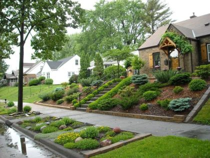 11_ Small Front Yard Landscaping Ideas To Define Your Curb Appeal _frontyardlandscapebasics
