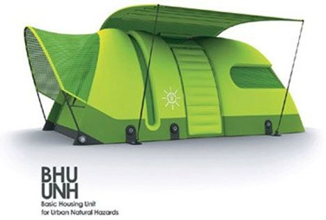 16 Excellent Temporary Emergency Shelter Designs
