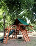 32 Creative And Fun Outdoor Kids' Play Areas