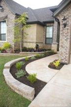 (49_) Front Yard Landscaping Ideas _ Simple Design for Garden & Beds _homeoutdoor _outdoorliving _la (3)