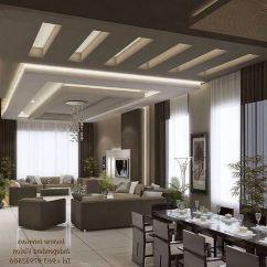 65 New False Ceilings with Cove Lighting Design for Living Room _ Page 46 of 71