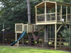 65_ Modest DIY Treehouse for Kids Play Ideas post _yards _yarddecorations _yardsale