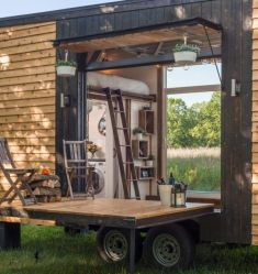 Alpha Tiny House 002 Lots of clever storage and design ideas in this little house (1)