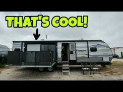 Amazing Travel Trailer RV Design_ Never seen this before_ _ YouTube