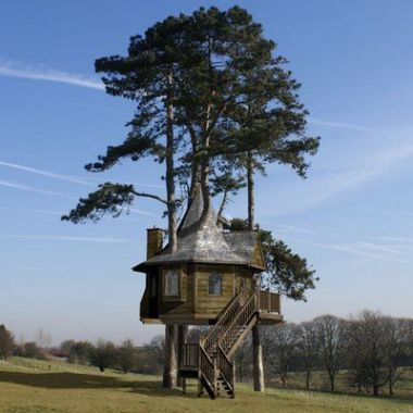 Amazon Tree Houses was formed in 2007 by Derek Saunderson.