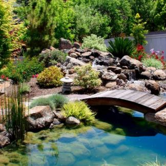 Awesome Koi Pond Designs You Can Create To Complement Your Gardens _ 600x800 Format Designs no. 1734 _ _koi_pond _garden_pond _landscaping