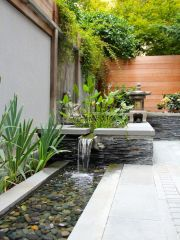 Backyard is place about what we care a lot. Sometimes we ask designers and experts for some ideas for decoration. We feel good if we have good decorated ho