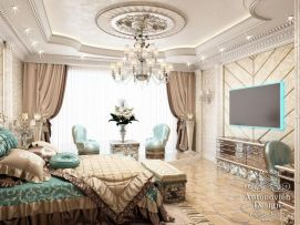 Bedroom Design in Dubai_ Interior Bedroom Abu Dhabi_ Photo 1