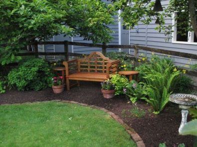 Best pictures_ images and photos about front yard landscaping ideas with perennials _homedecor _gar (26)
