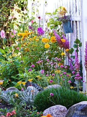 Best pictures_ images and photos about front yard landscaping ideas with perennials _homedecor _gar (34)