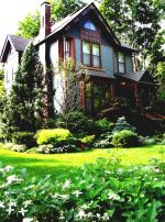 Best pictures_ images and photos about front yard landscaping ideas with porch _homedecor _gardende (4)