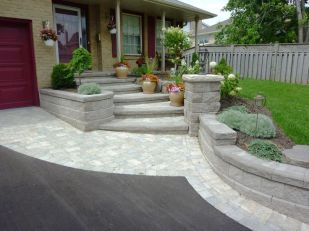 Best pictures_ images and photos about front yard landscaping ideas with porch _homedecor _gardende (7)