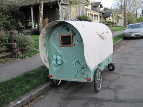Bike Camper 66 Lb and Other Examples