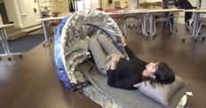 Convertible Sleeping Bags Turn Into Insulated Tents For The Homeless