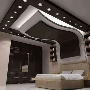 False Ceiling Living Room Classic double height false ceiling design.False Ceiling Showroom Spaces plain false ceiling.False Ceiling Dining Layout..
