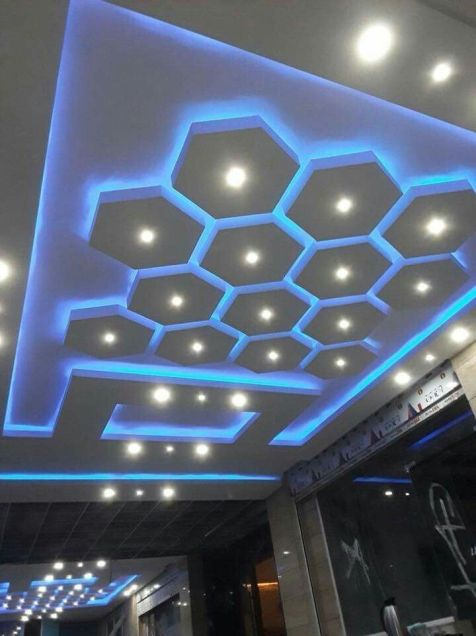 False ceilings can provide the most wanted look of your house and your rooms particularly. Not only giving a look.