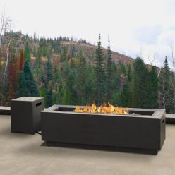 Fascinating metal modern fire pit inspirations you can_t afford to overlook. _firepitdesign _firepitwood _backyarddesign _homedecor