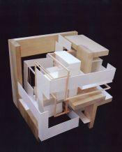 Final Cube Model. _conceptualarchitecturalmodels Pinned by www.modlar.com