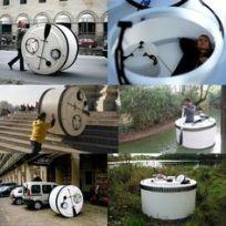 Good idea for small underground hiding or storage
