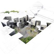 Graphic Architecture Porn _ Hospedería Fregenal de la Sierra_ Spain amann_cánovas_maruri arquitectos