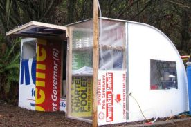 Homeless Shelter or Spare room
