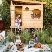 How to create the ultimate backyard fort_