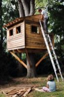 I always wanted a tree house growing up (alas_ all the trees in my yard were puny). I_d love to be able to give my