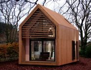 I came across these minimalist eco homes today. I want one_ I would love to buy some land in London and put a few of these up on it. If anyone's interested let me know. The website is_ www.dw…