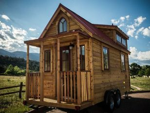 I really want to build this house_ It has a loft for a bed and a tiny bedroom so our daughter would