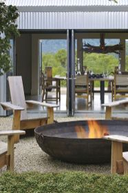 Inspiring how to build a modern fire pit decoration ideas that will make your house outstanding. _firepit _firepitwood _backyardfun _homedecor