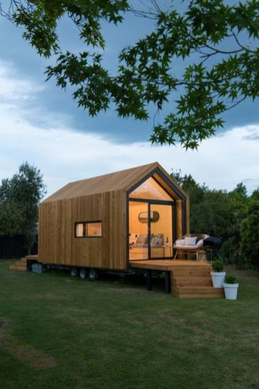 Nook (by Nook Tiny House) in New Zealand _ Tiny house citizens _tinyhousemodern