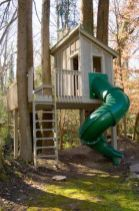 Outdoor Playhouse For Kids On A Hill Design Ideas_ Pictures_ Remodel and Decor