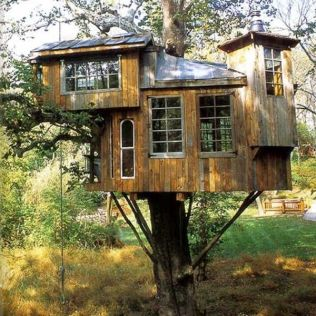 Pete Nelson_ The Treehouse Guy via Pondly (Pete is the founder of Treehouse Workshop_ Inc. He has designed and bui