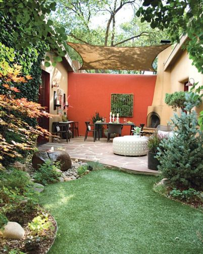 Pictures and Tips for Small Patios _ Outdoor Design _ Landscaping Ideas_ Porches_ Decks_ & Patios _