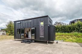 Pohutukawa Tiny House on Wheels by Tiny House Builders Ltd in Katikati New Zealand 0035