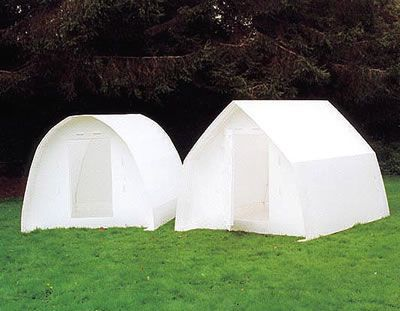 Poly shelters