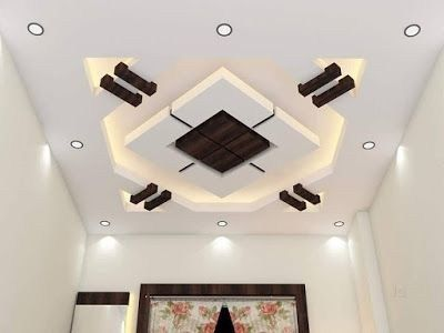 Stylish Modern Ceiling Design Ideas _ Engineering Basic (10)